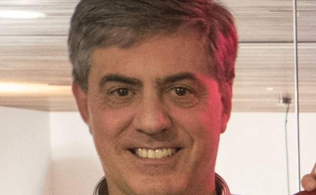 Carlos Canales en 'Universo líquido'
