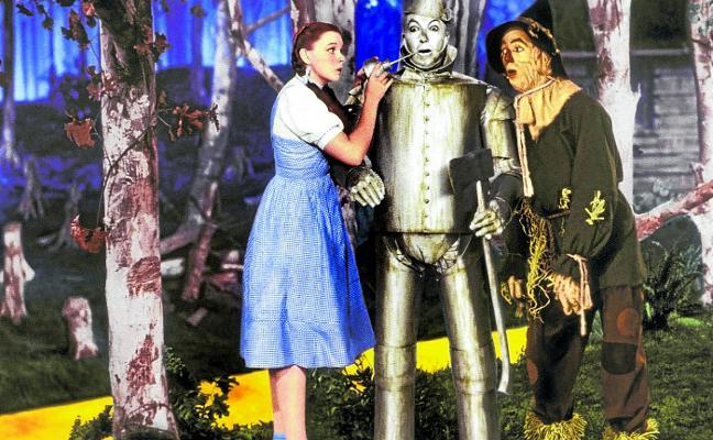 'El maravilloso mago de Oz', en todas sus versiones