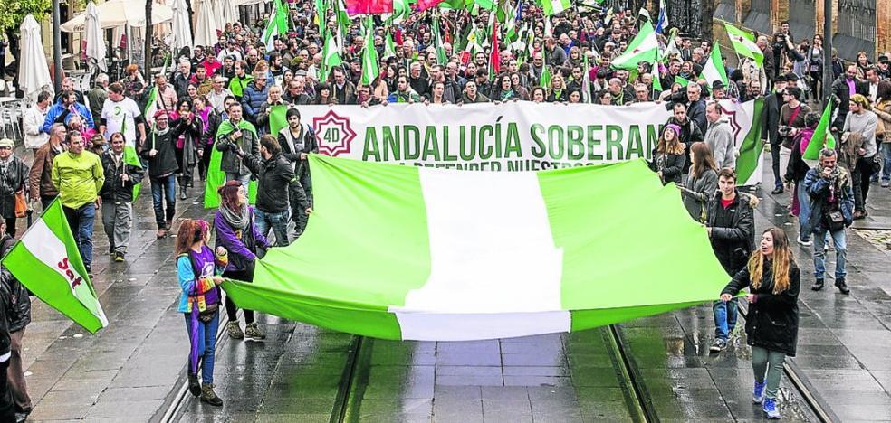 'Declaran' la independencia de Andalucía y ahora quieren anexionarse Murcia