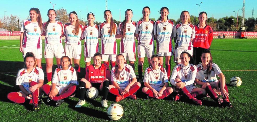 Murcia, capital del fútbol femenino