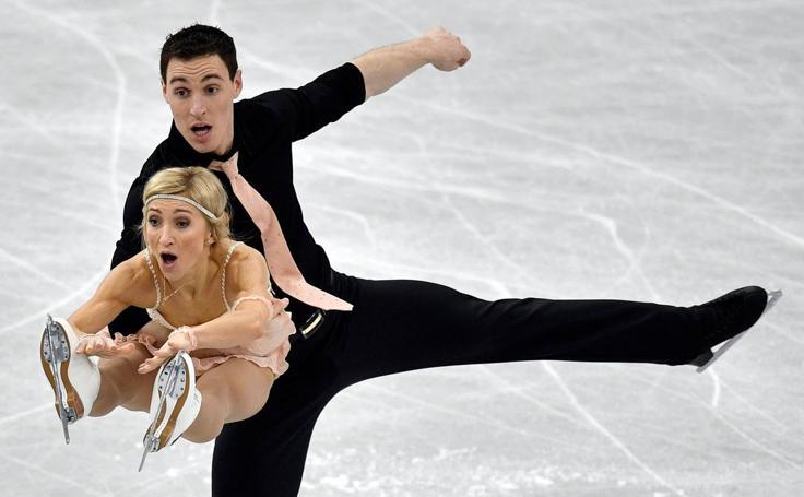 Danza sobre hielo