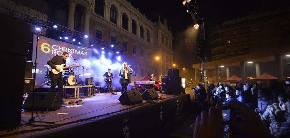 Vuelve el Christmas Rock Solidario de Murcia