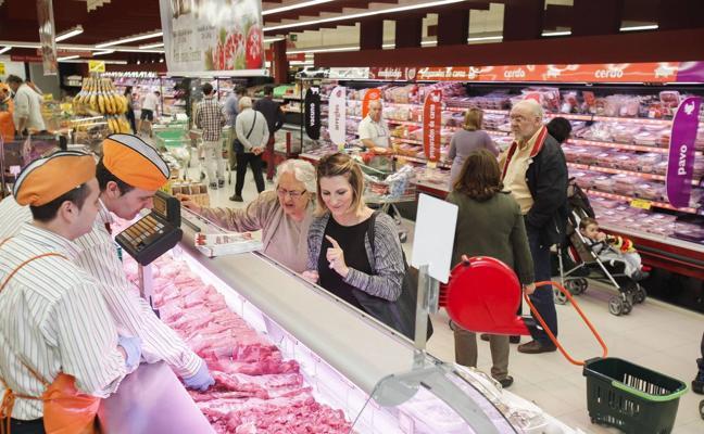 Mercadona inaugura dos supermercados eficientes en Alcantarilla y Santomera