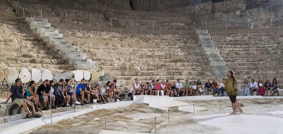Una visita guiada permitirá conocer cómo celebraban los romanos la Navidad