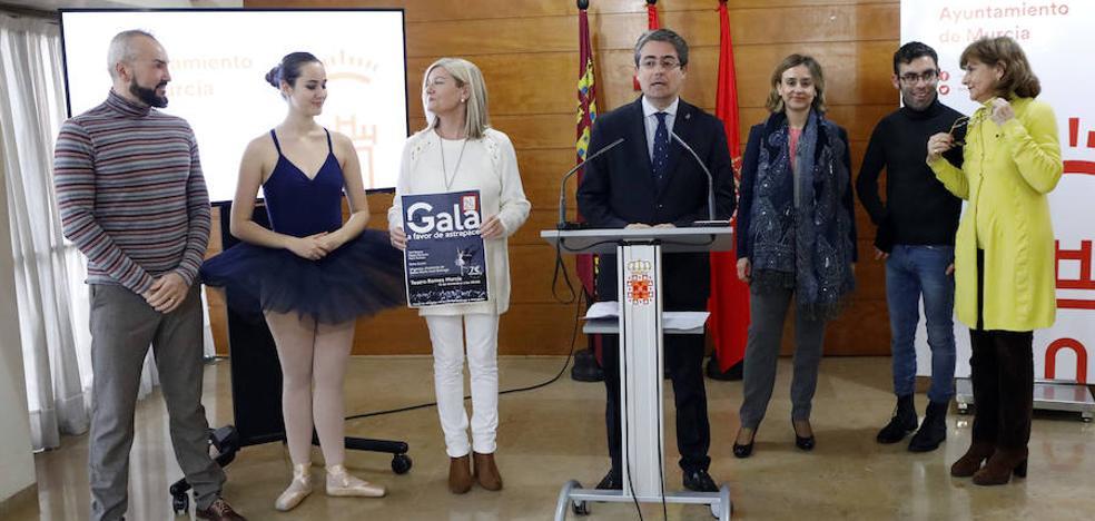 La Gala de Navidad de la Academia María José Buitrago a favor de Astrapace subirá a 70 bailarinas al escenario del Romea