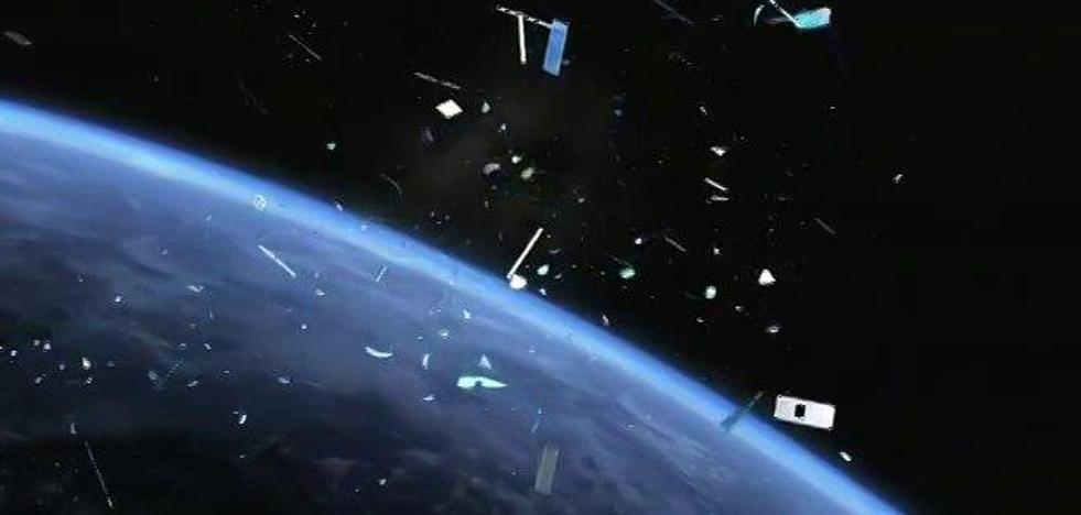 De pesca por el espacio