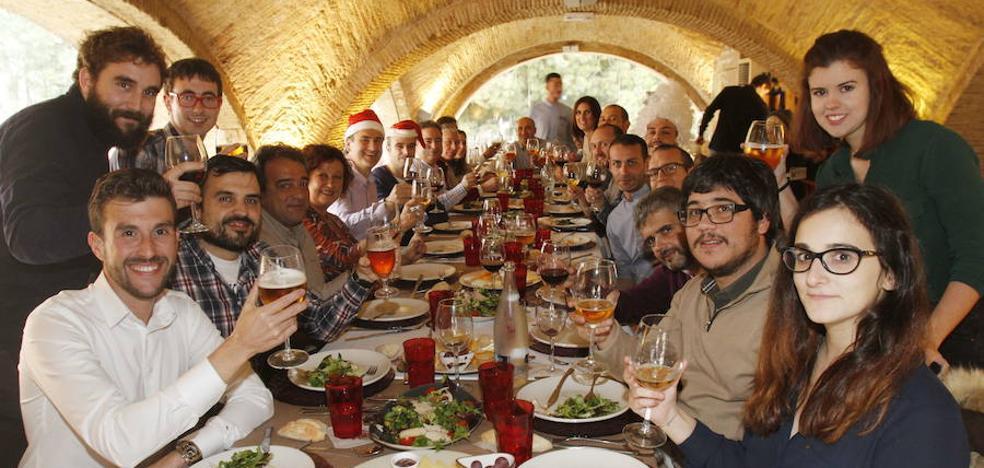 Los restaurantes de la Región facturarán 7.656 euros de media por las celebraciones navideñas