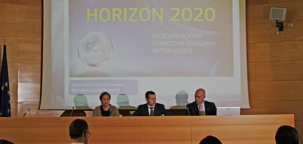 La Región obtiene 27,5 millones de fondos europeos para desarrollar 96 proyectos de I+D+i