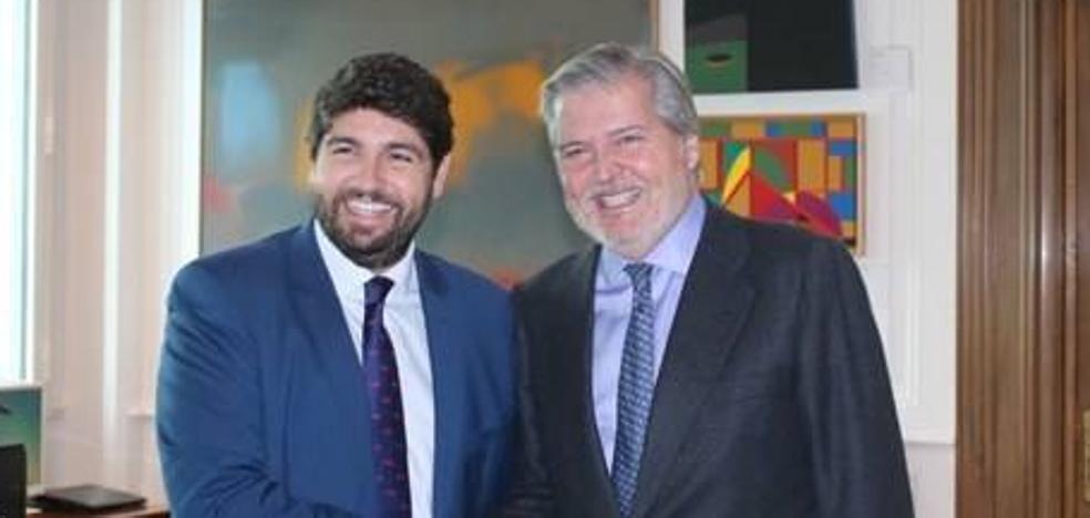 López Miras: «La Región se va a convertir en la capital europea del patrimonio cultural»