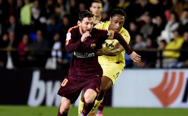 El Barça mira al clásico con luces y sombras