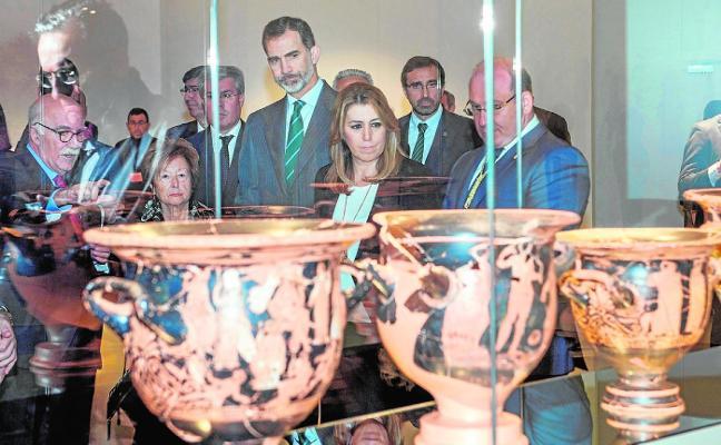 Jaén, capital de los íberos