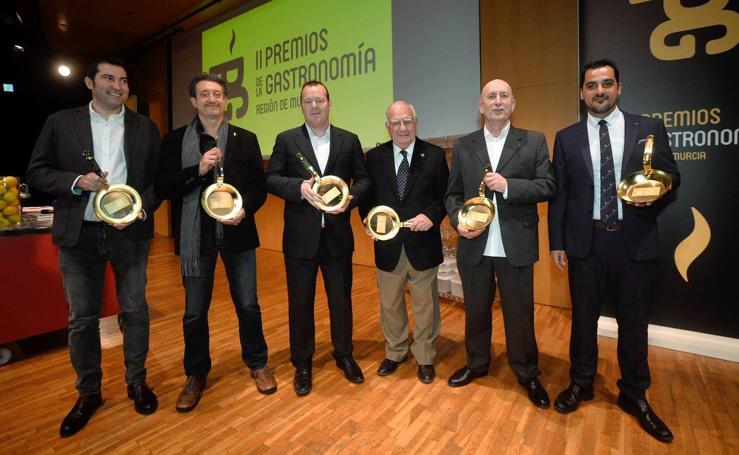 II Premios de la Gastronomía