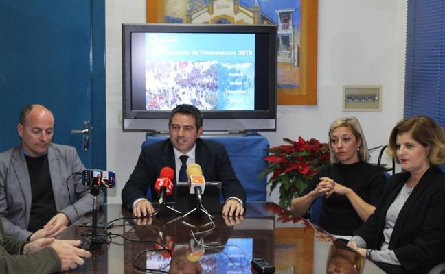El alcalde de Alcantarilla retira el presupuesto vía decreto y suspende el Pleno