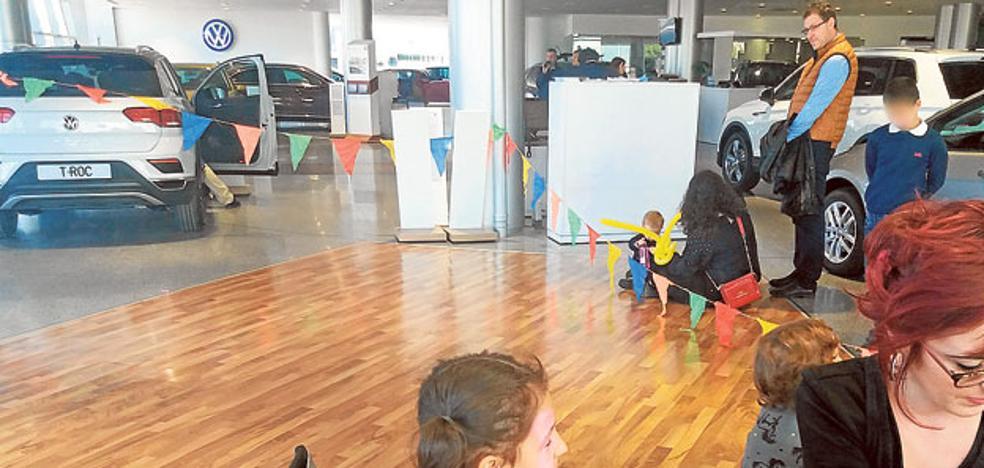 Huertas Motor Volkswagen, un espacio para la familia