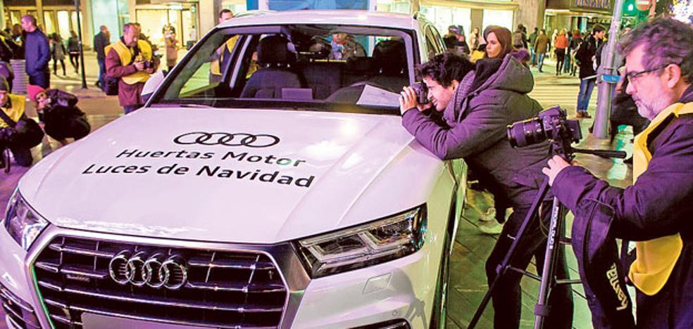 Audi, en el objetivo del Maratón Fotográfico