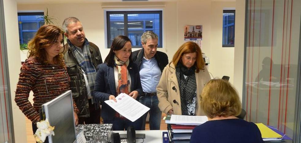 MC y Podemos registran su petición para celebrar el Pleno extraordinario sobre el agua