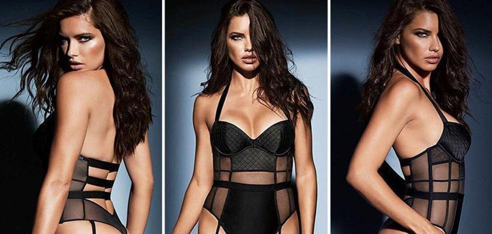 La razón por la que Adriana Lima no posará más en lencería