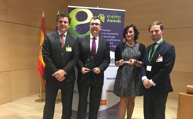 El proyecto de gobierno inteligente de Murcia gana el premio enerTIC