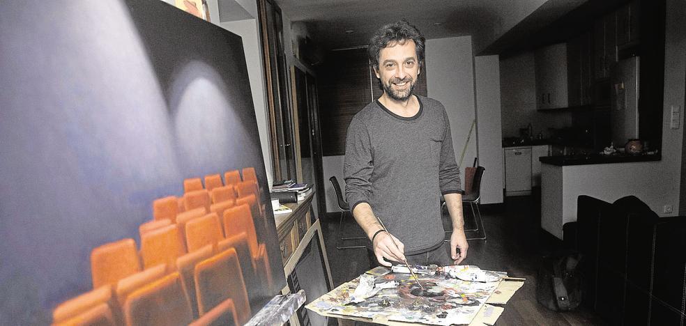El Centro Párraga prorroga un mes la exposición de Gonzalo Sicre
