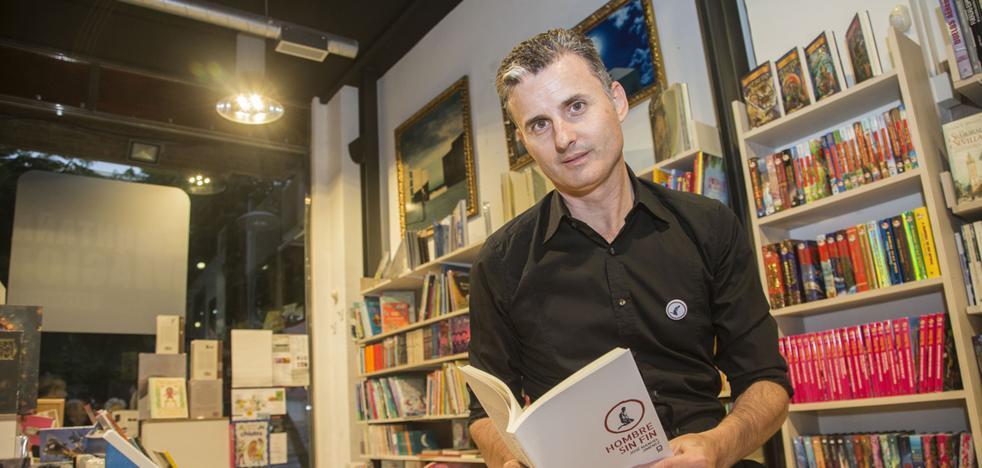 José Manuel Jiménez lleva su 'Hombre sin fin' a Murcia