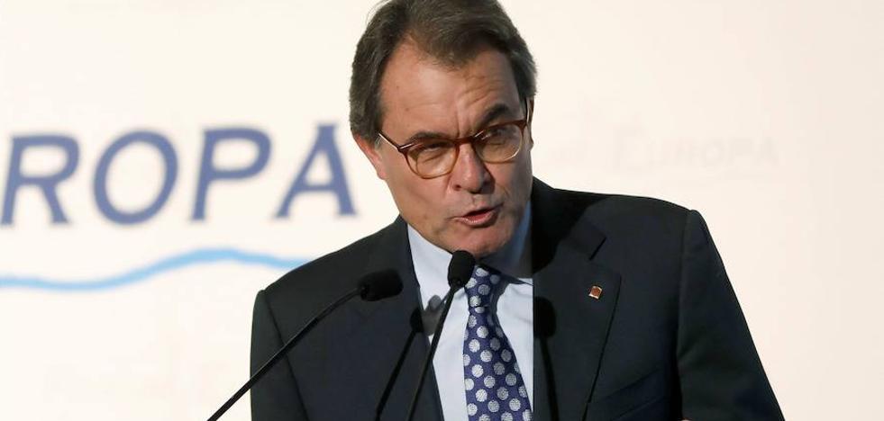 El Tribunal de Cuentas embarga la vivienda de Artur Mas