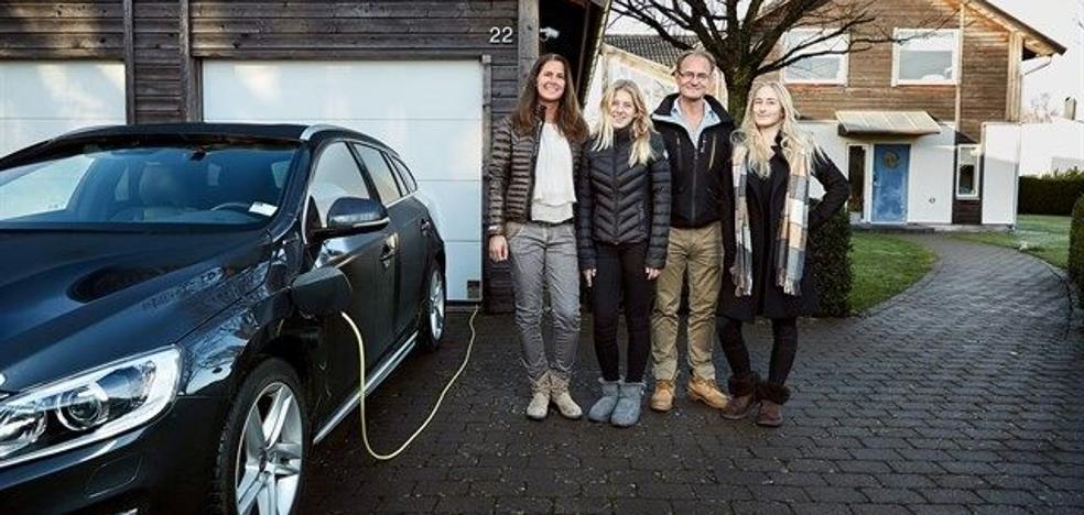 Dos familias suecas darán las claves de los coches autónomos