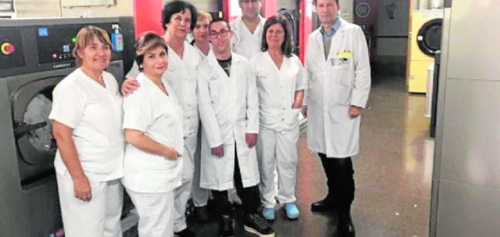 El Hospital acoge a los usuarios de Ascopas
