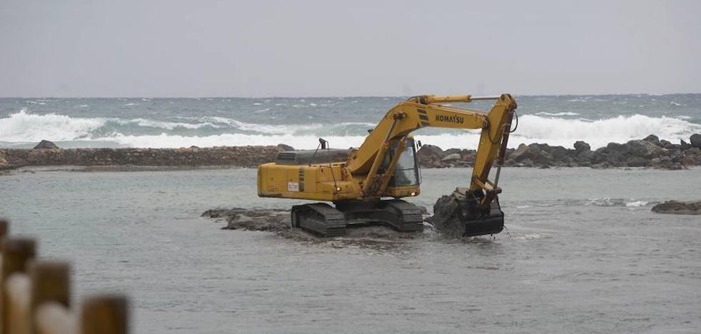 Pacto por el Mar Menor condena la decisión de la Comunidad dragar las golas de la laguna salada