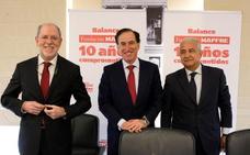 La Fundación Mapfre reparte 500 millones de euros entre 100 millones de beneficiarios en 30 países