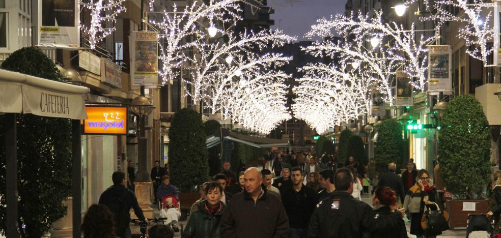 Medio centenar de eventos llenan de Navidad el centro y los barrios de Cartagena