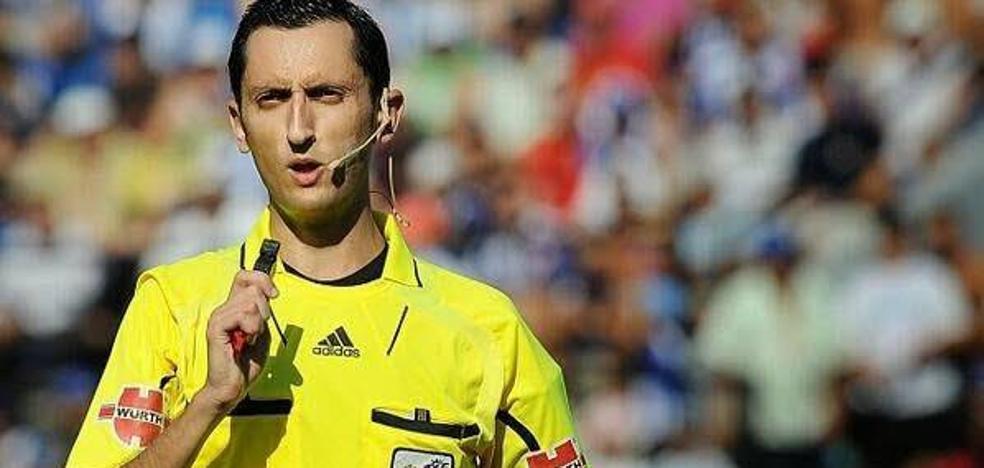 El árbitro lorquino Sánchez Martínez pitará el Madrid-Barça