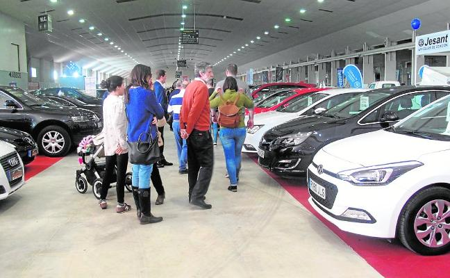 El Salón de la Automoción e Industrias Afines pisa el acelerador en Ifepa