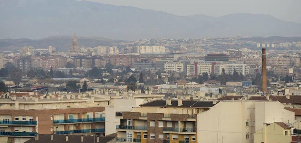 Murcia, una de las ciudades que supera el límite de partículas en suspensión en 2017