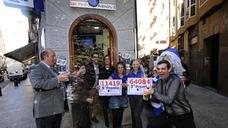 'La Envidiosa' estima en un 13% el incremento en las ventas de Lotería de Navidad de este año en la Región