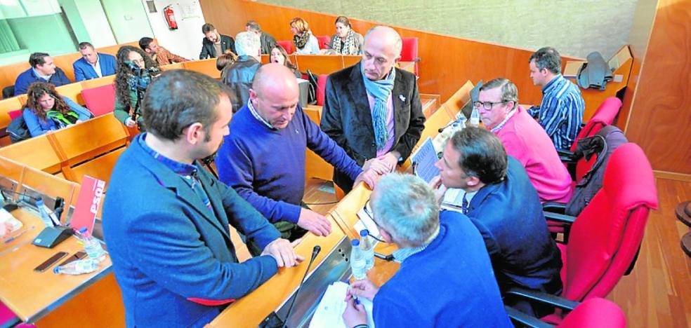 El PP aprueba en solitario los Presupuestos del próximo año