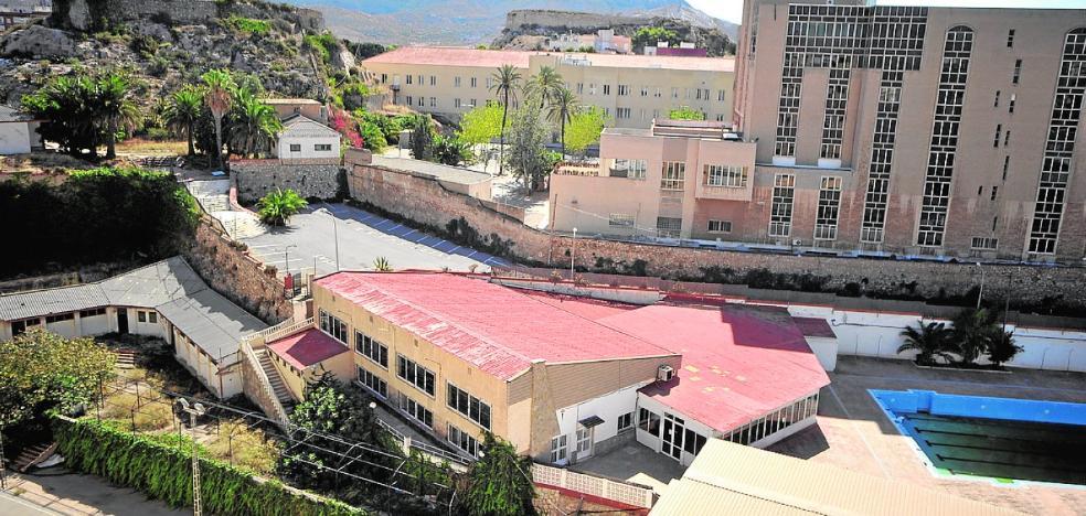 La UPCT retoma su plan de conectar los campus de la Muralla del Mar y Alfonso XIII
