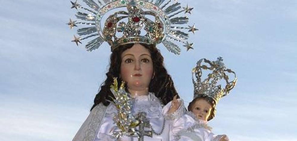 La Virgen de los Remedios, alcaldesa de honor de Albudeite