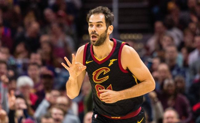 Calderón firma su mejor partido con los Cavaliers