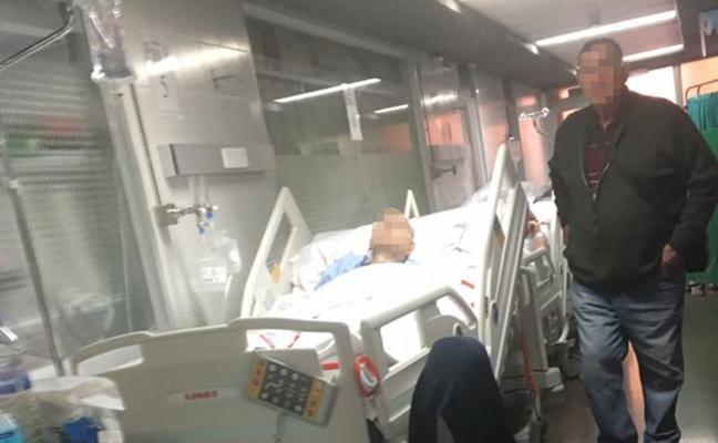 El servicio de Urgencias de La Arrixaca afronta su tercer día de colapso