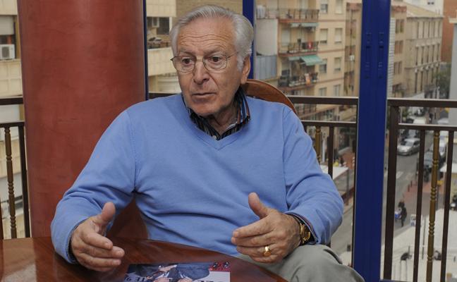 Luto en el fútbol regional por la muerte de Felipe Mesones