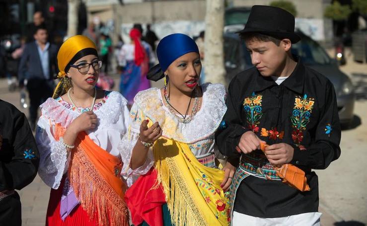 Día del Migrante ecuatoriano en Murcia