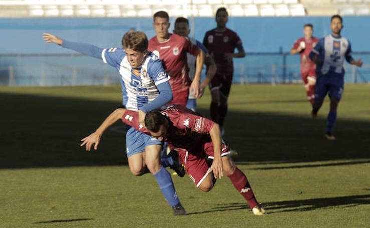 Batacazo para un Lorca en el abismo tras perder ante el Badajoz (1-4)