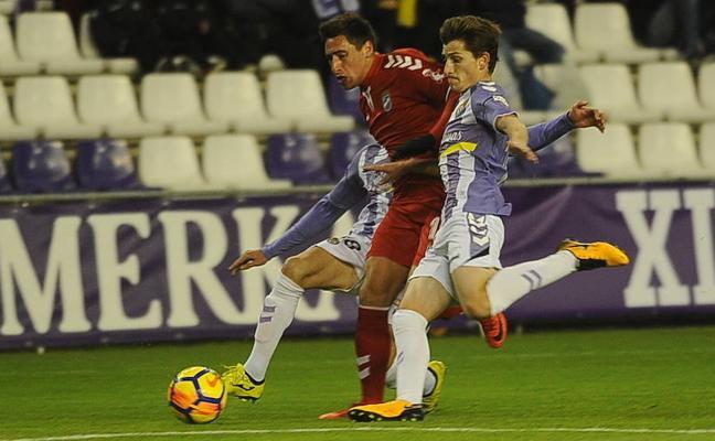 Curro Torres sale tocado de Zorrilla