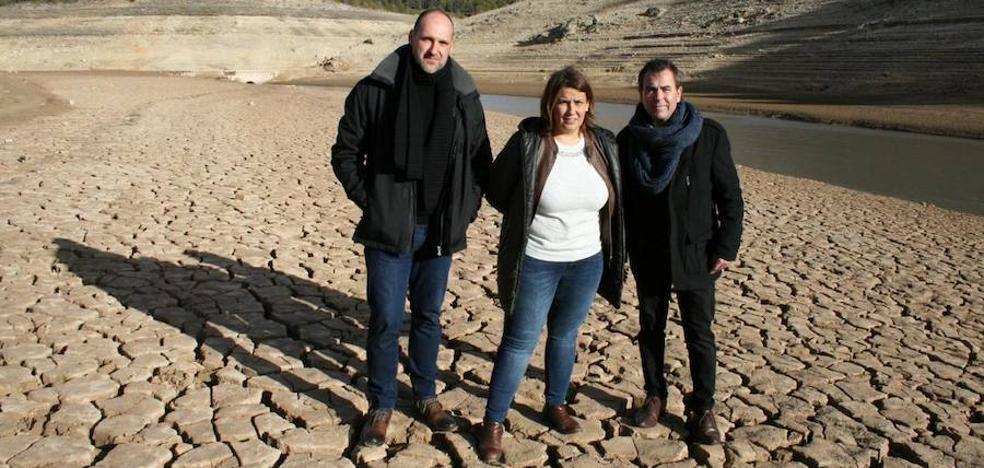 El Gobierno manchego pedirá que el mínimo no trasvasable desde el Tajo suba a los 900 hectómetros