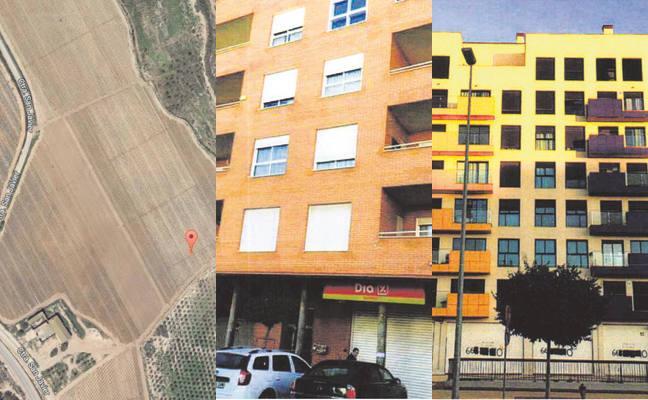 El Ayuntamiento de Murcia subasta el martes 17 bienes embargados por deudas de elevada cuantía