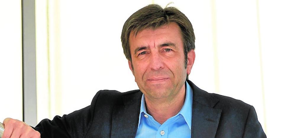 Pablo Artal: «Soy un candidato 'outsider' a rector»
