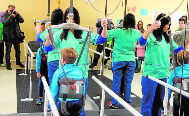 Dismo estrena su plataforma de rehabilitación gracias a El Taller