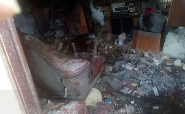 Mueren una mujer y un niño tras explotar una caldera en Navarra