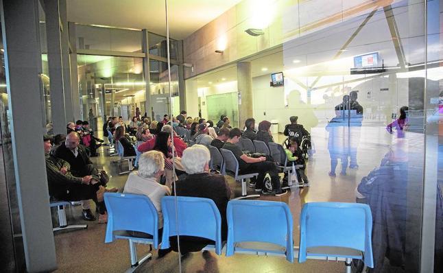 Aluvión de operaciones por las tardes para equiparar las esperas a la media regional
