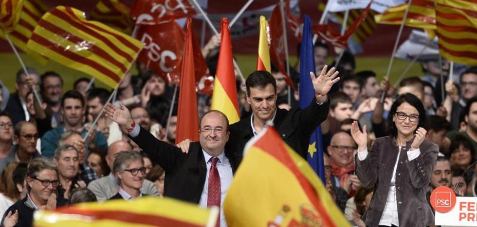 Iceta ofrece su catalanismo ante el «giro a la derecha» de Ciudadanos